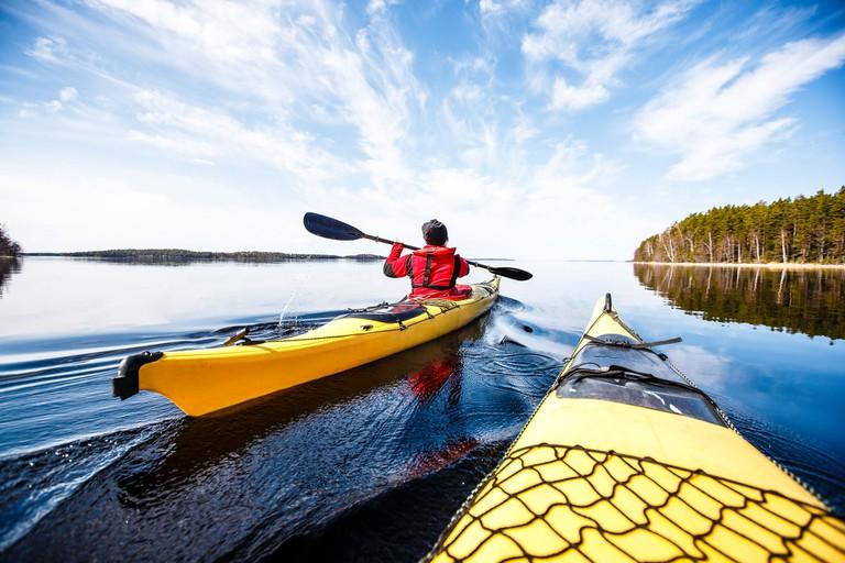 Finland_Saimaa_kayaking