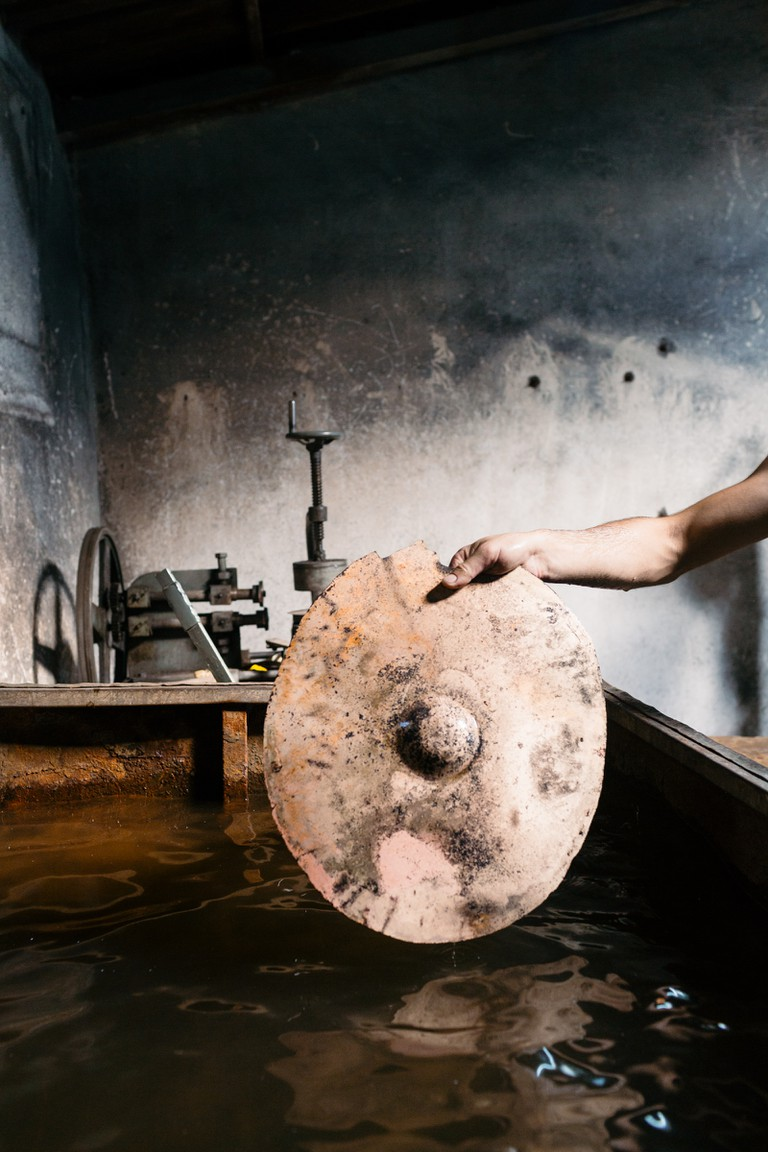 Bosphorus Cymbal Factory-Istanbul-Turkey