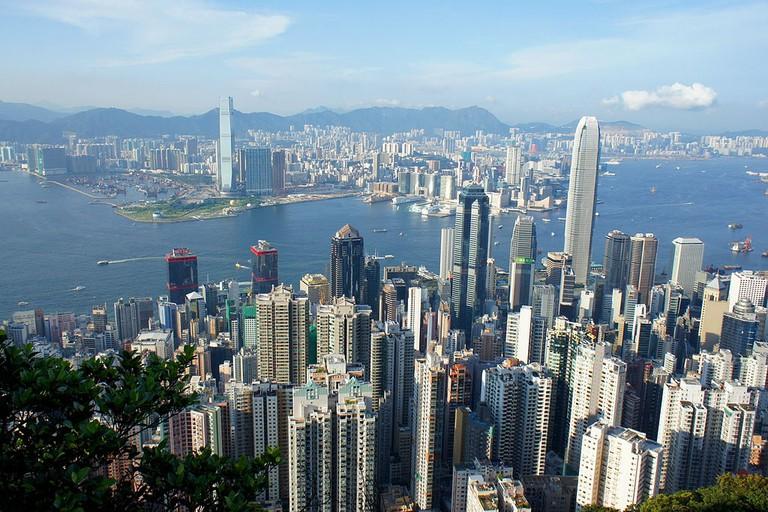 Greater Bay Area Hong Kong