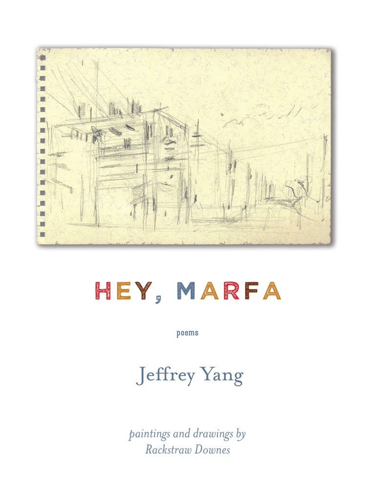 Hey, Marfa