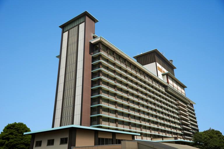 HotelOkuraTokyo2015