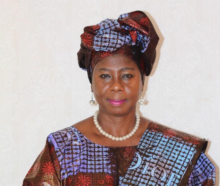 Dr Isatou-Touray