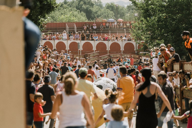 Bolencierro-Madrid-Spain