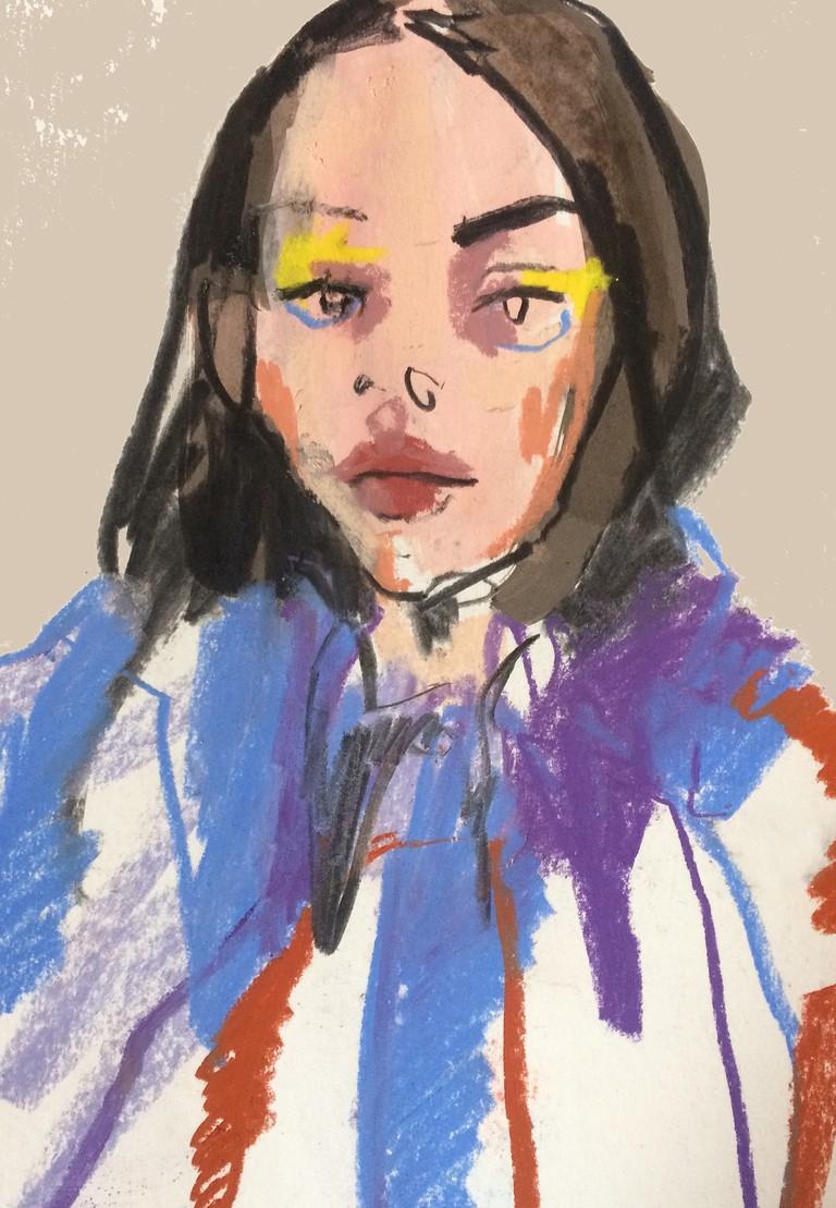 Jessica Bird illustration