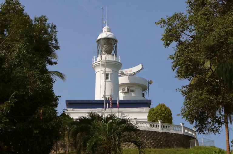 The almost forgotten Cape Rachado Lighthouse