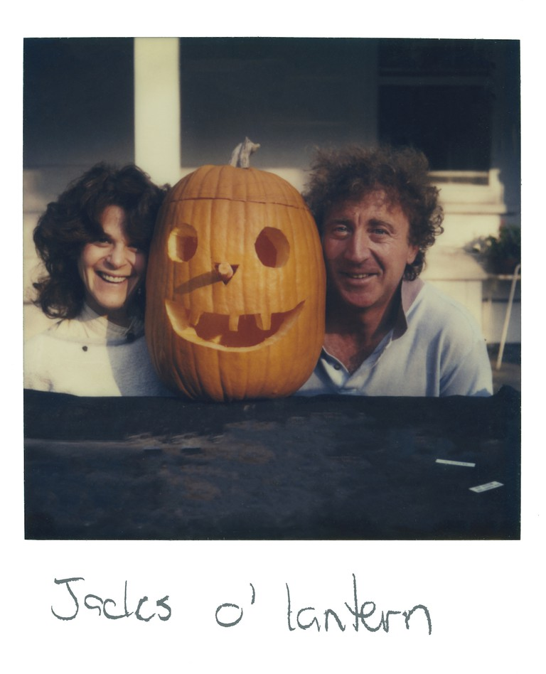 "Gilda Radner and husband Gene Wilder, as seen in the documentary ""Love, Gilda"""