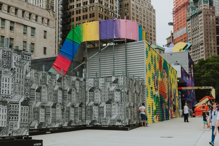 Art-Walk-New-York-USA
