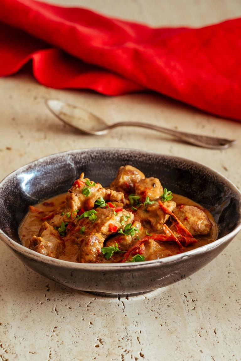 Mafe Senagalese Lamb Stew