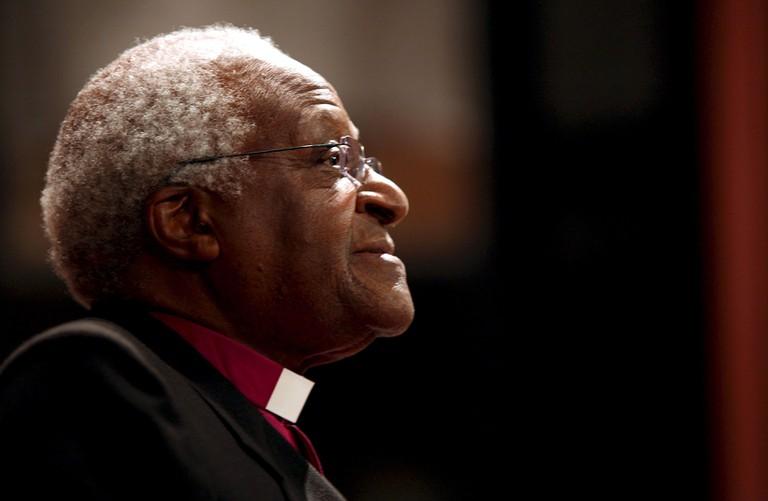 Nobel Peace Laureate Archbishop Desmond Tutu