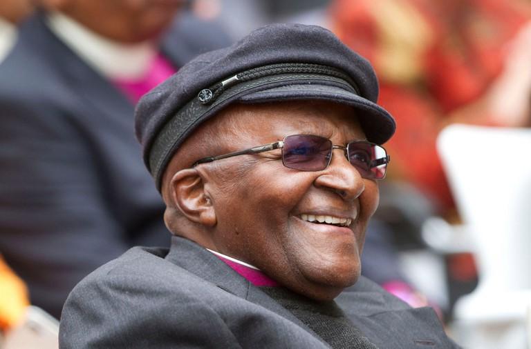 Archbishop Emeritus Desmond Tutu