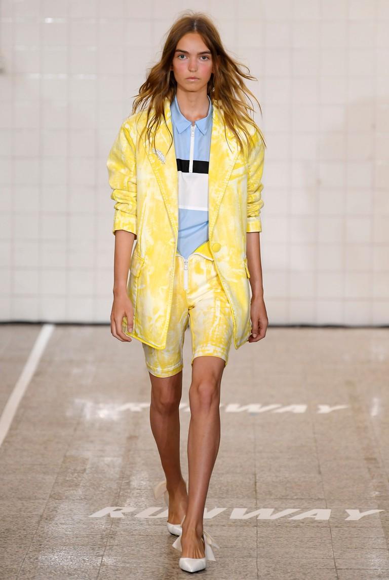 Brognano show, Runway, Spring Summer 2019, Milan Fashion Week.