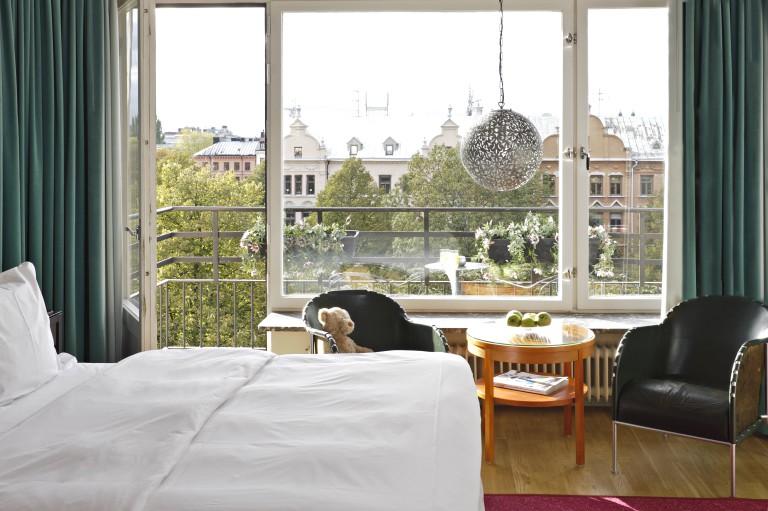 Rival de luxe room balcony a