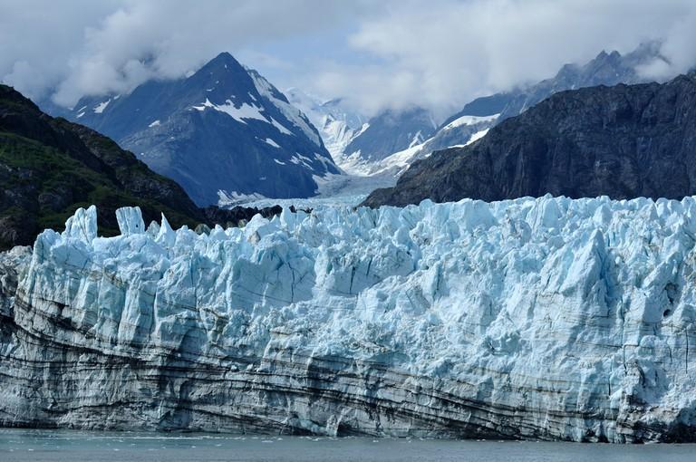 Tidewater Margerie Glacier, Glacier Bay National Park, Alaska