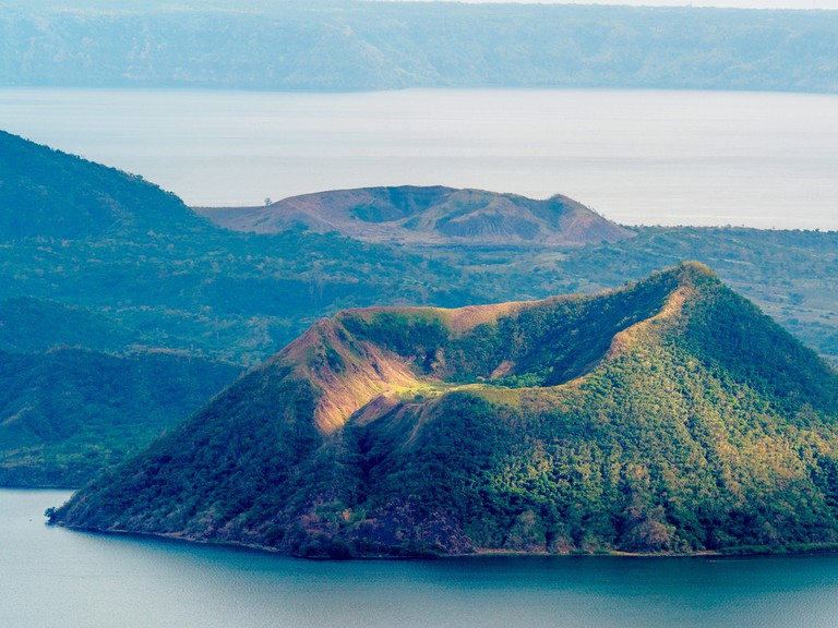Taal Volcano , Tagaytay, Philippines