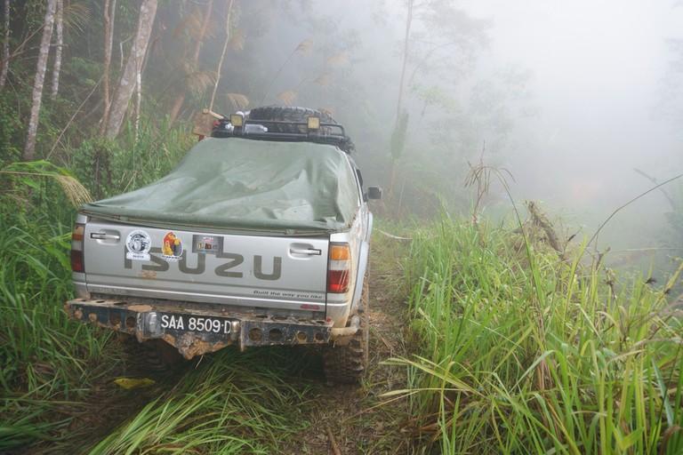 Borneo Safari Expedition, Malaysia