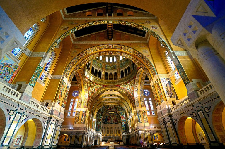 st therese basilica