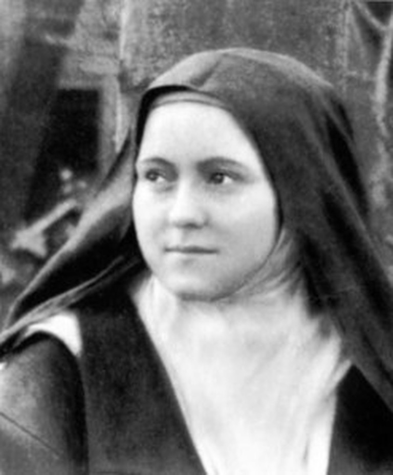 St Therese_Lisieux