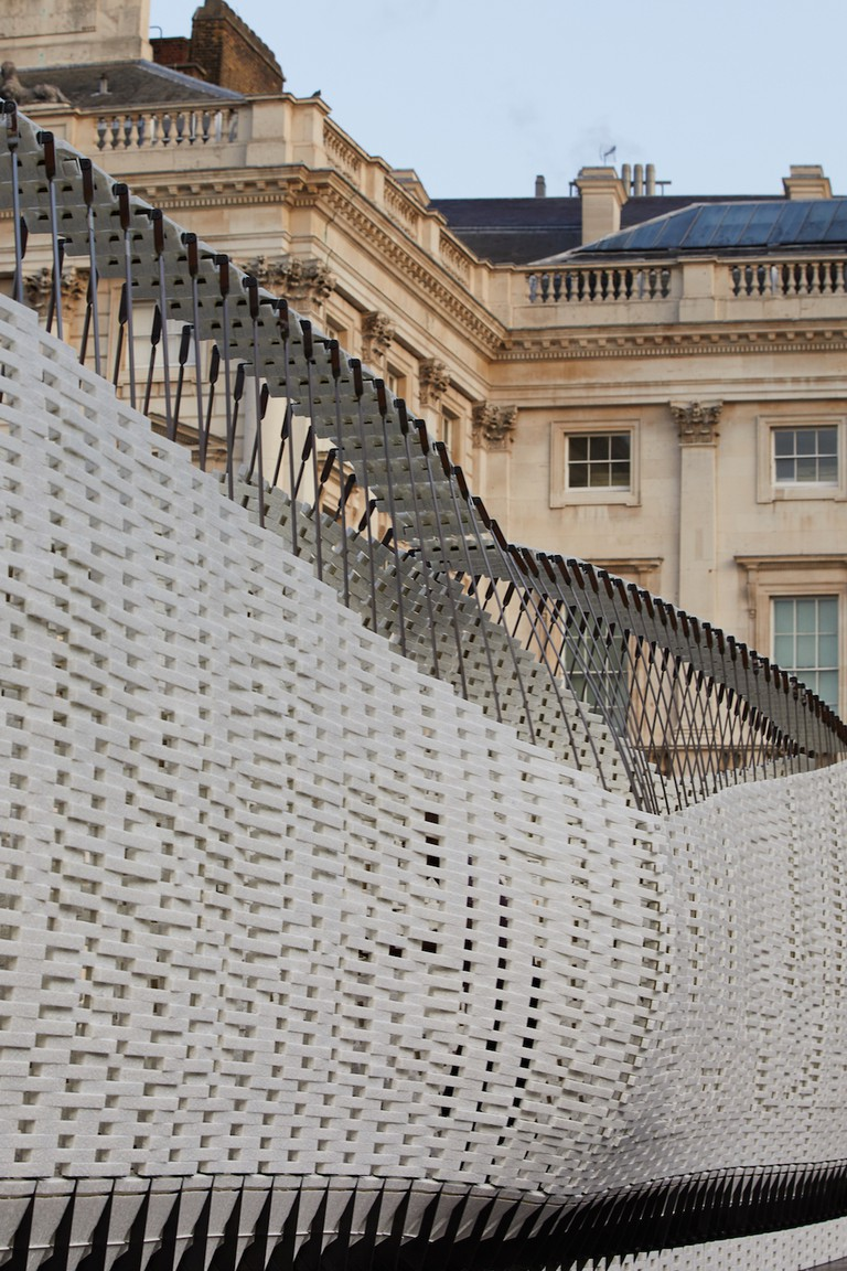 Studio INI, 'Disobedience' at Somerset House during the London Design Biennale