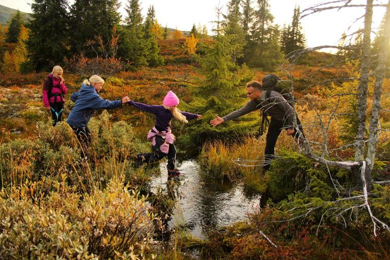 © Ken Erik Larsen, Den Norske Turistforening (DNT)