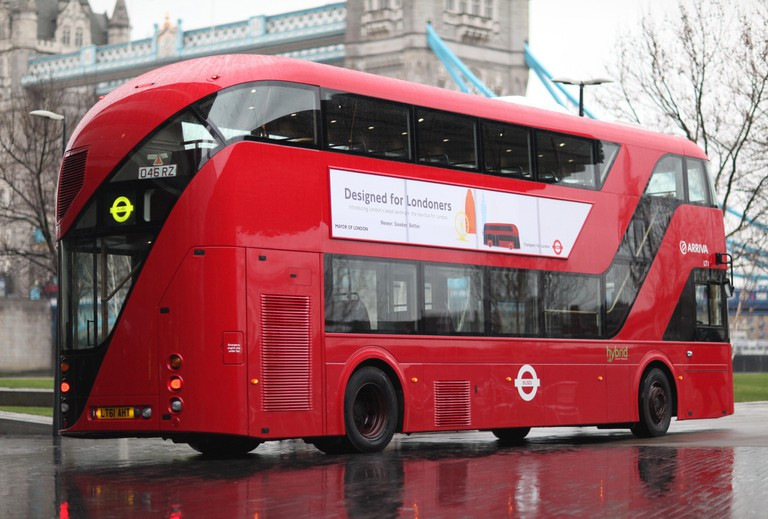 Heatherwick's new design for the Routemaster