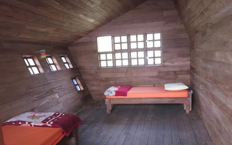 Mount Fako rest room