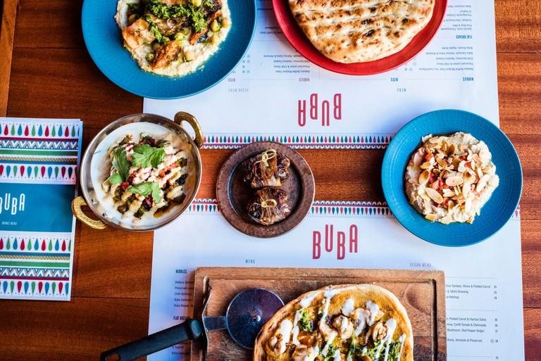 Buba restaurant Belfast