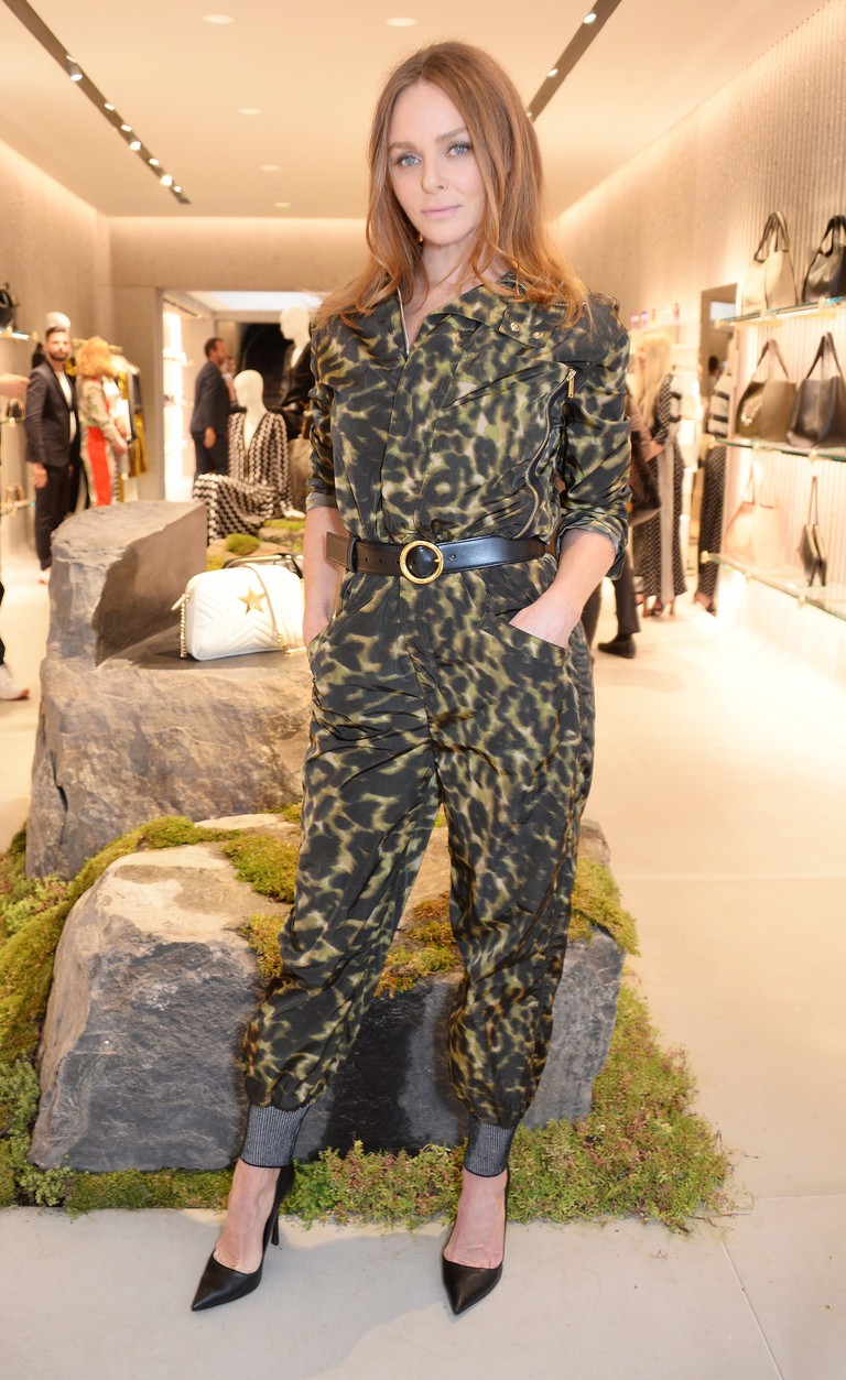 Stella McCartney New Global Flagship Store Opening