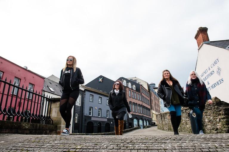 Strolling Through Derry/Londonderry, Northern Ireland