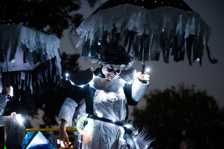 Great Halloween Lantern Parade and Festival, Baltimore, Maryland
