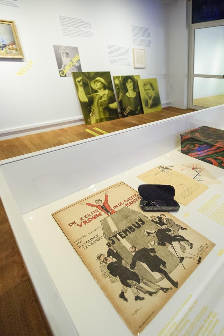 1001 vrouwen tentoonstelling Amsterdam Museum