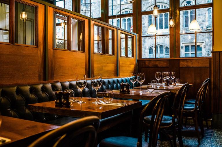 Howard Street restaurant Belfast