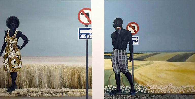 Ian Mwesiga, 'Eve of Genesis', 2018