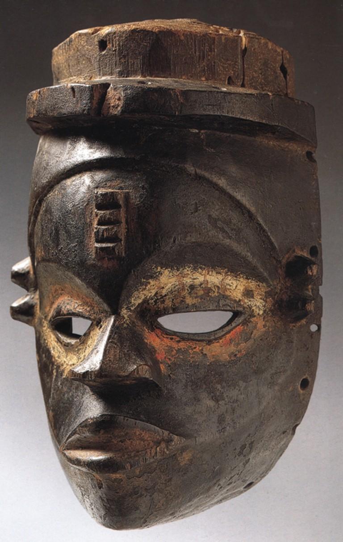 Ibibio mask