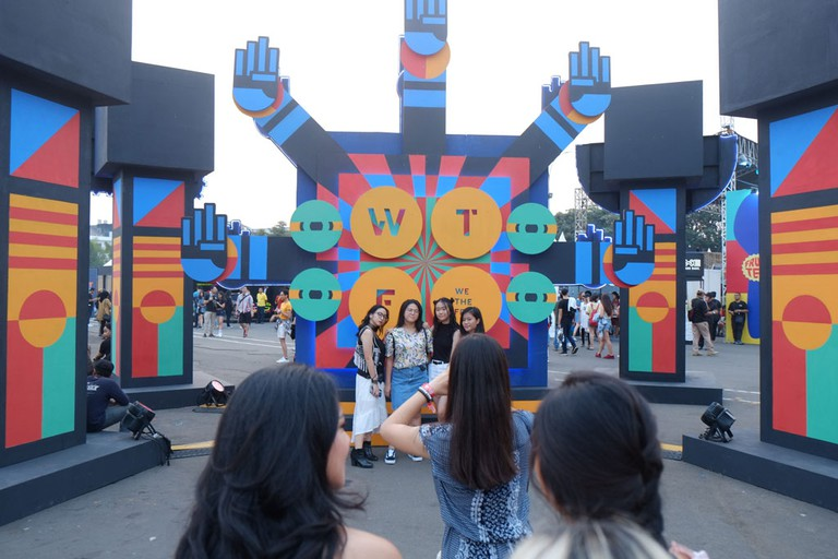 music festival wethefest Jakarta