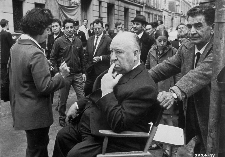 Alfred Hitchcock, Shooting picture,1969