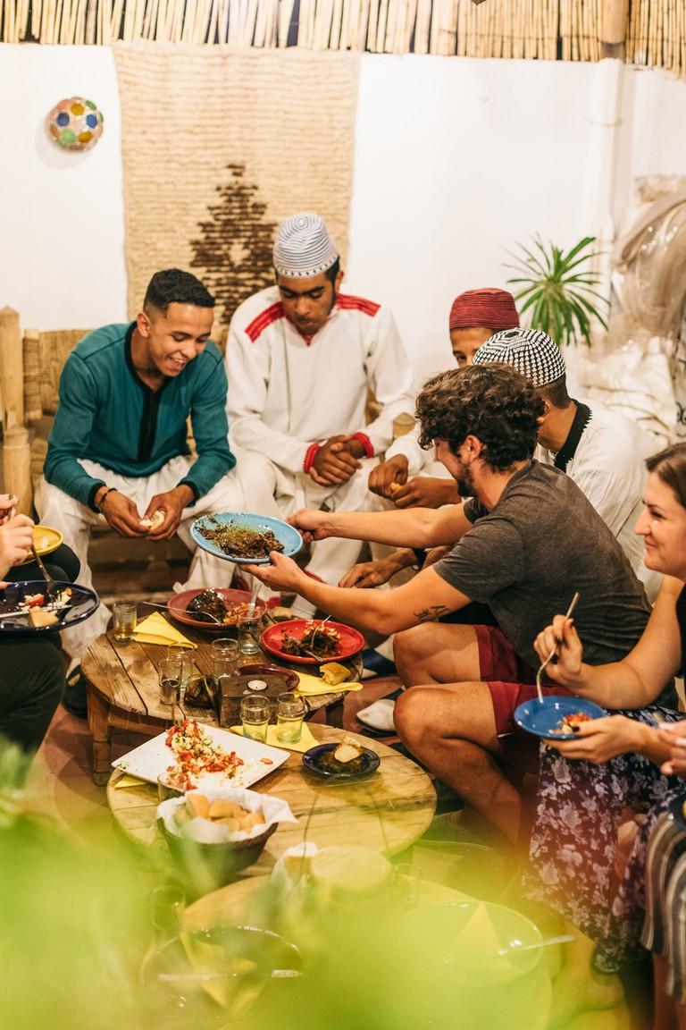 Hungerlust Morocco