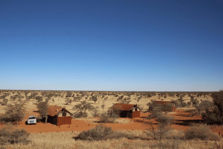 Kgalagadi wilderness camp