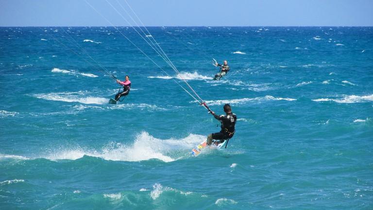 kiteboarding-1378444_1920