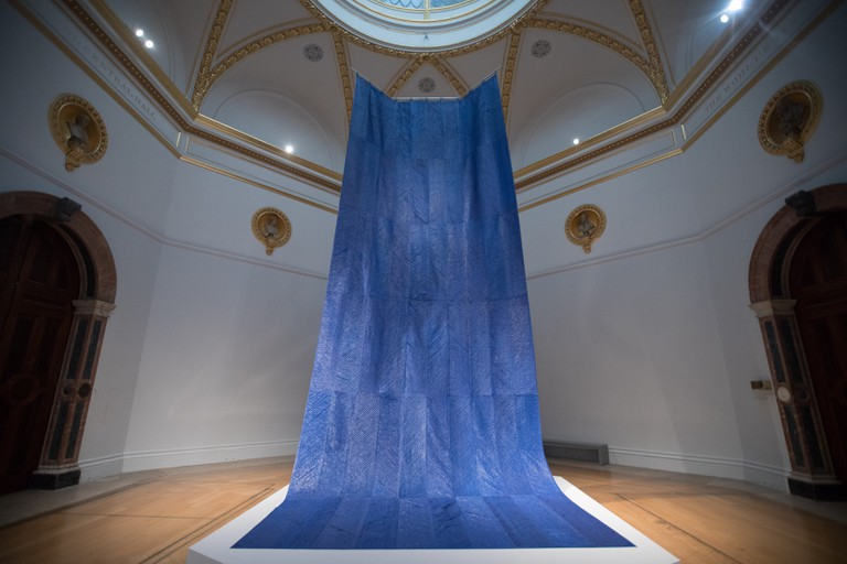 Mata Aho Collective's 'Kiko Moana' (2017) at the Royal Academy of Arts