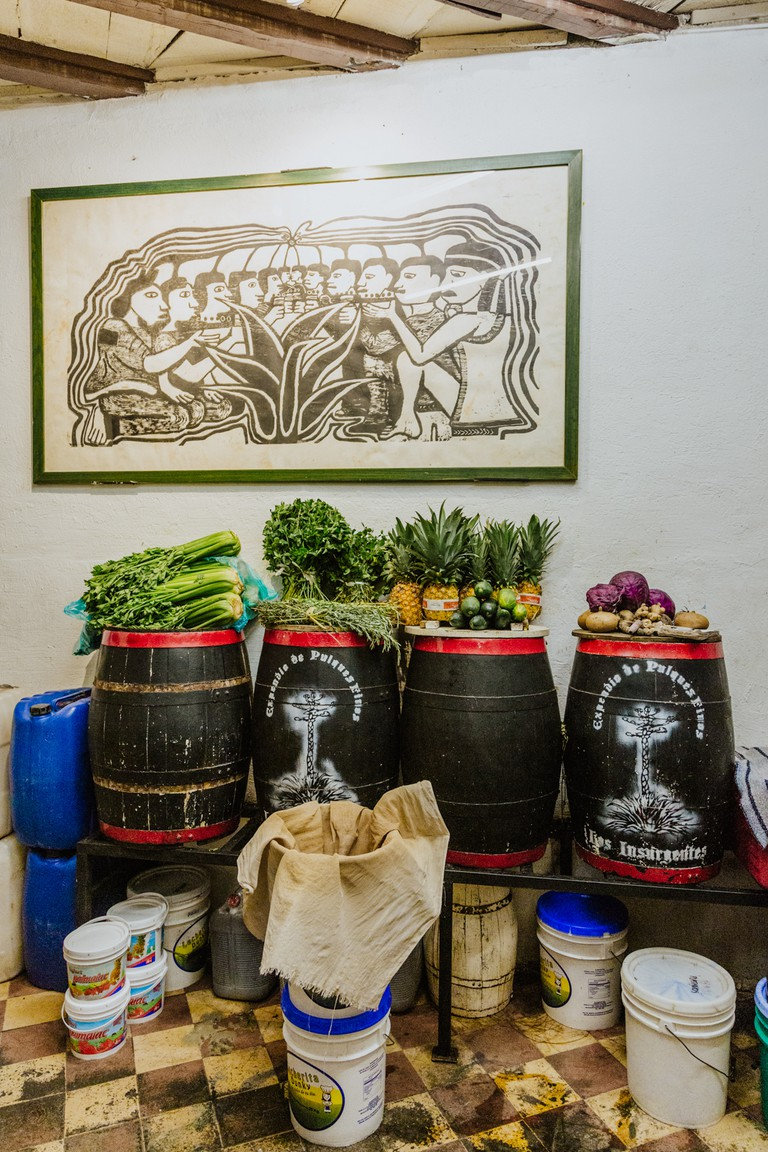 From start to finish, the pulque fermentation process is a bit finicky
