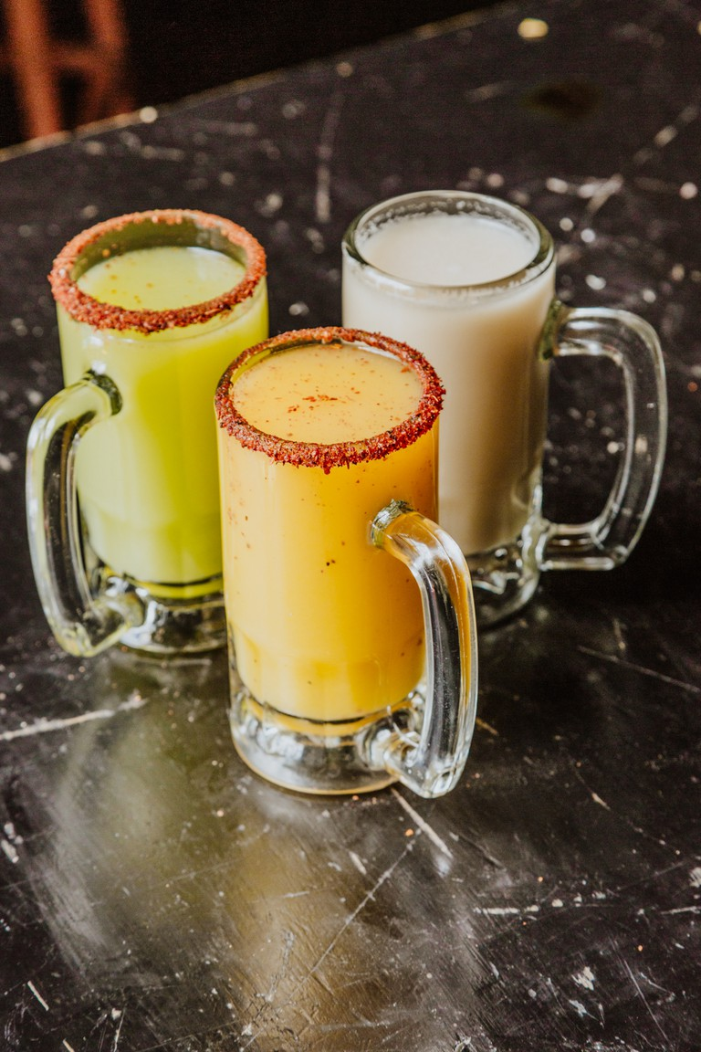 Mexico's up-and-coming generation has popularized the once scorned drink again