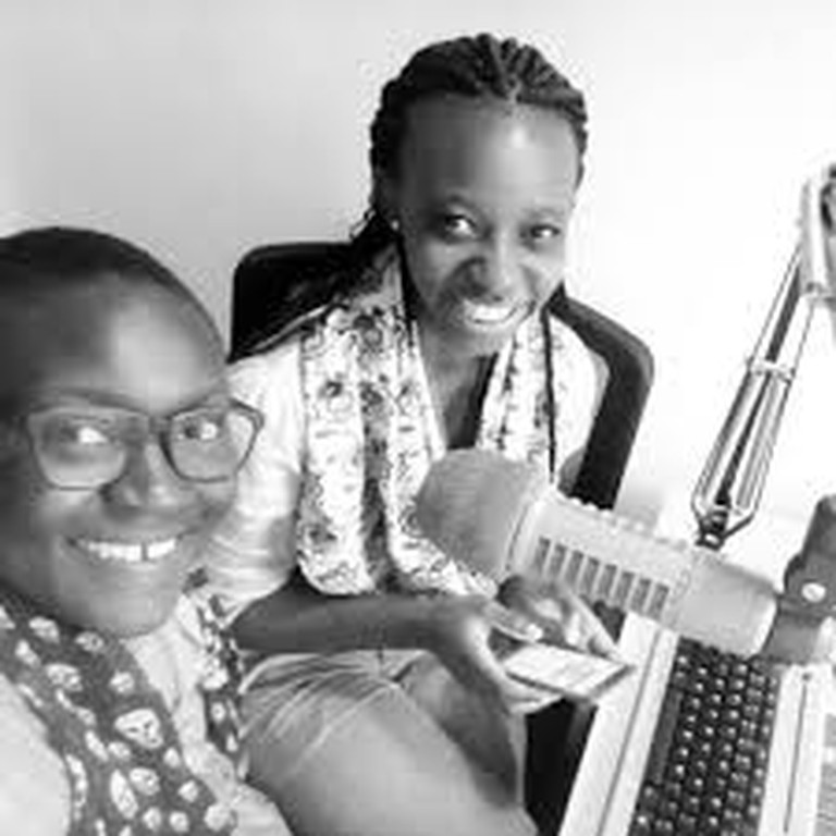 Nyambura Mutanyi and Beverly Ochieng