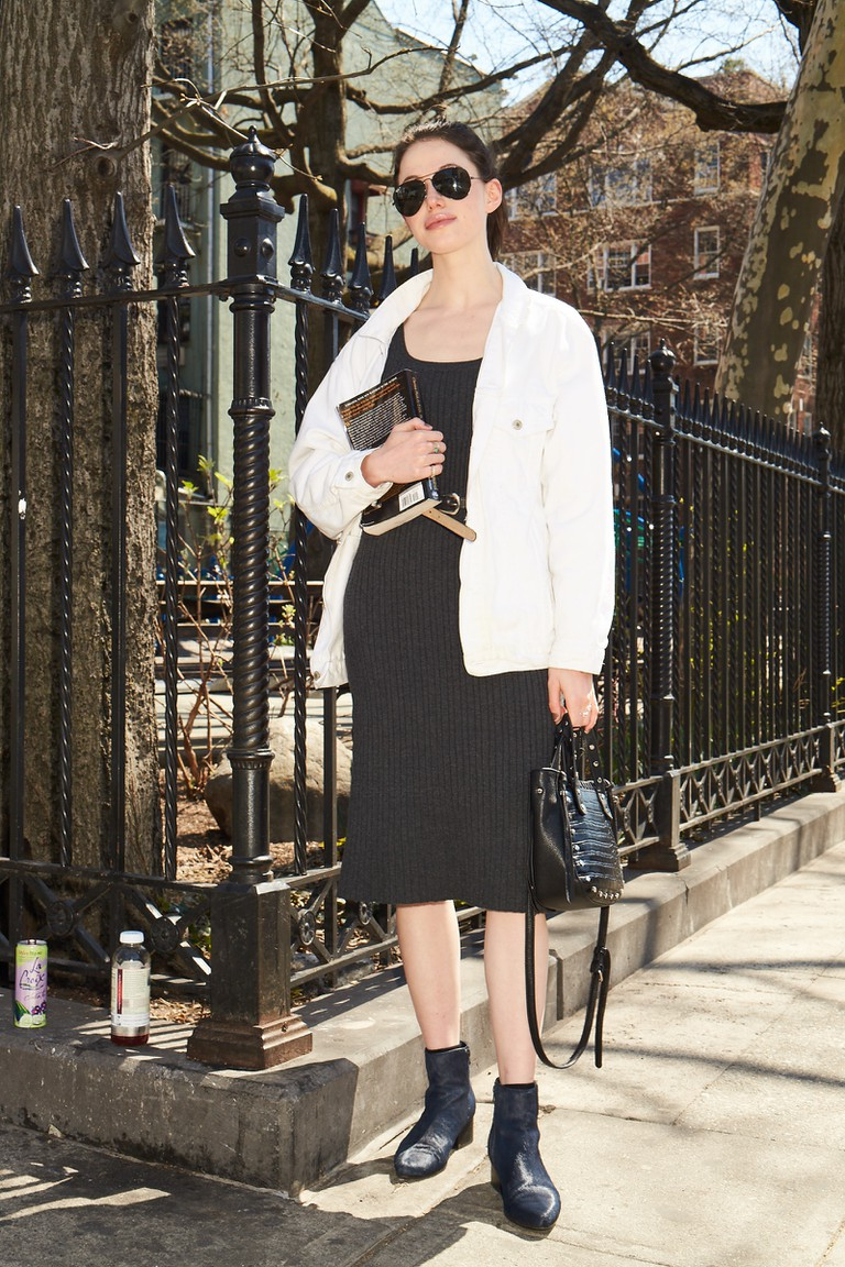 Spring street style: West Village