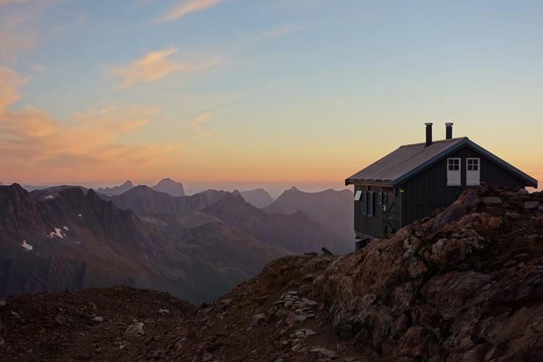 One of DNT's cabins, © Torjørn Bjelland, Den Norske Turistforening (DNT)