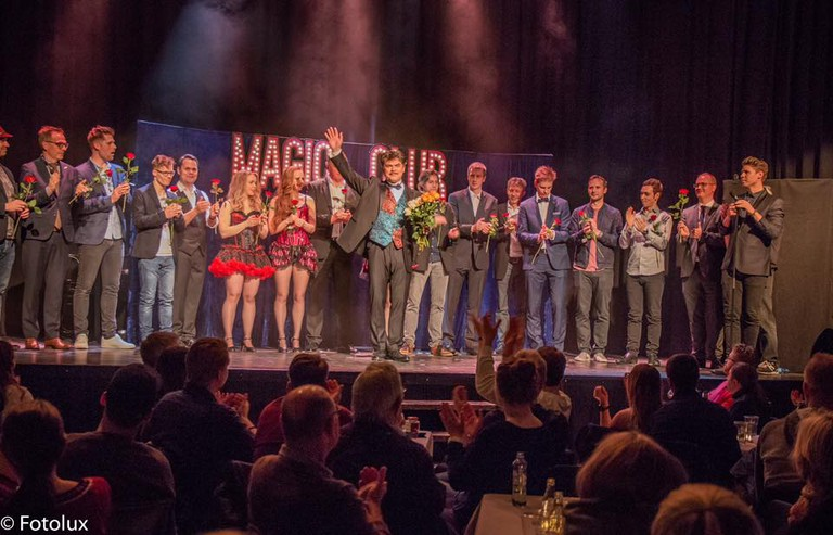 One of the previous Magic Club events, © Magnus Ødegård:Fotolux, Courtesy of Magic Club