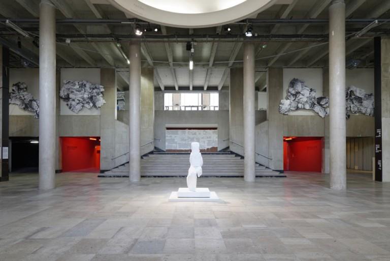 'The Mountain is Coming', Palais de Tokyo, Paris 2016