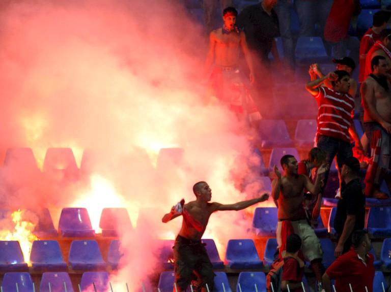 Bosnia Soccer Uefa Cup, Aug 2007