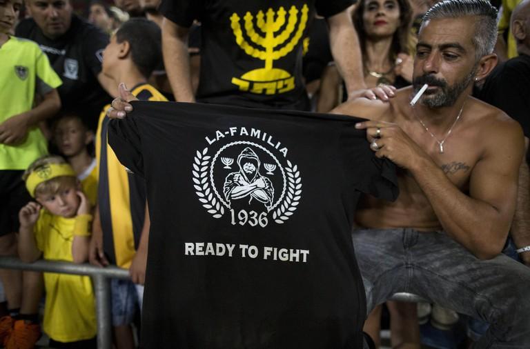 Israel Soccer Uefa Europa League, Aug 2016