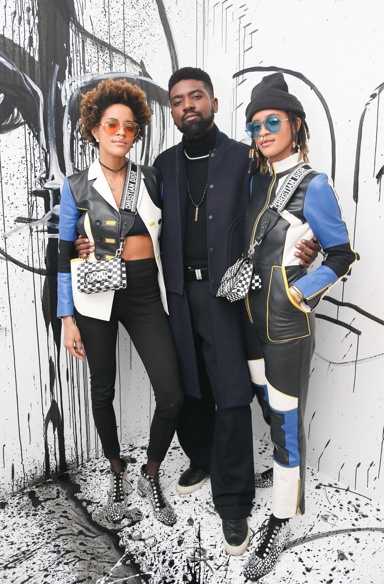 Ugo Mozie is one of the most sought-after fashion stylists in the USA