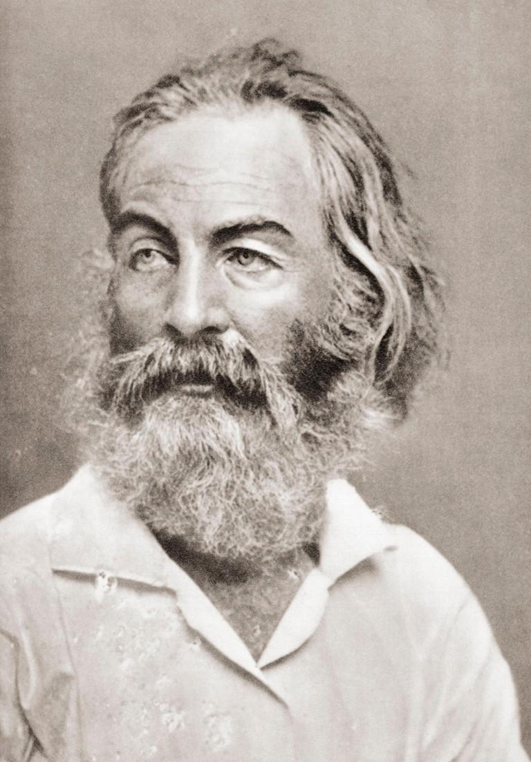 Walter 'Walt' Whitman, 1819 – 1892. American poet, essayist, and journalist.